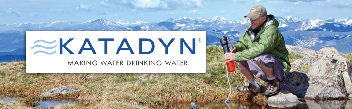 Katadyn - Making Water Drinking Water