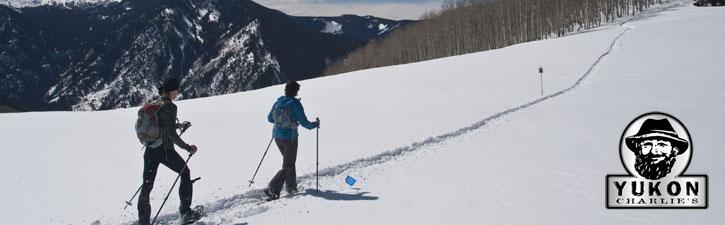 Yukon Charlies Snowshoes