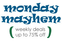 Monday Mayhem Deals