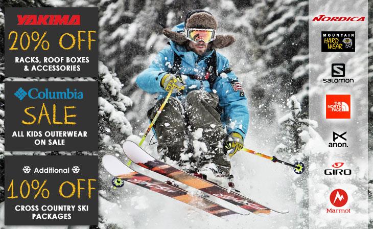 Snow Sports Gear & Wear