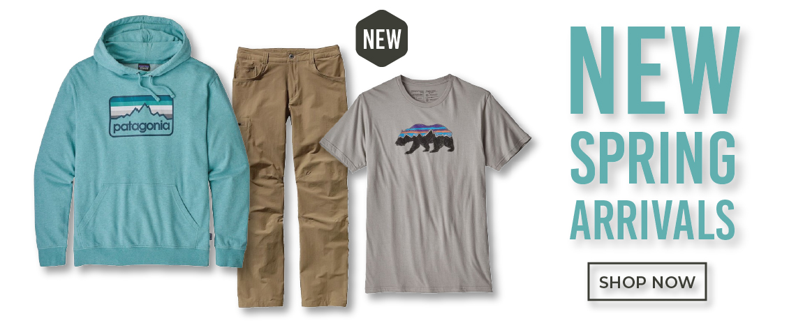 Patagonia New Arrivals