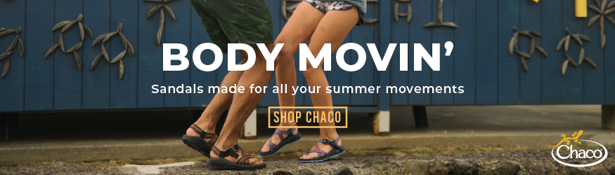 Summer Chacos