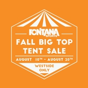Fall Big Top Tent Sale