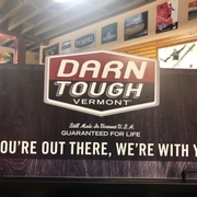 Now carrying Darn Tough socks!
