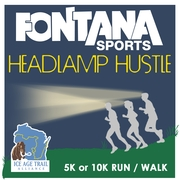 HEADLAMP HUSTLE 5K or 10K Trail Run/Walk supporting the Ice Age Trail Alliance