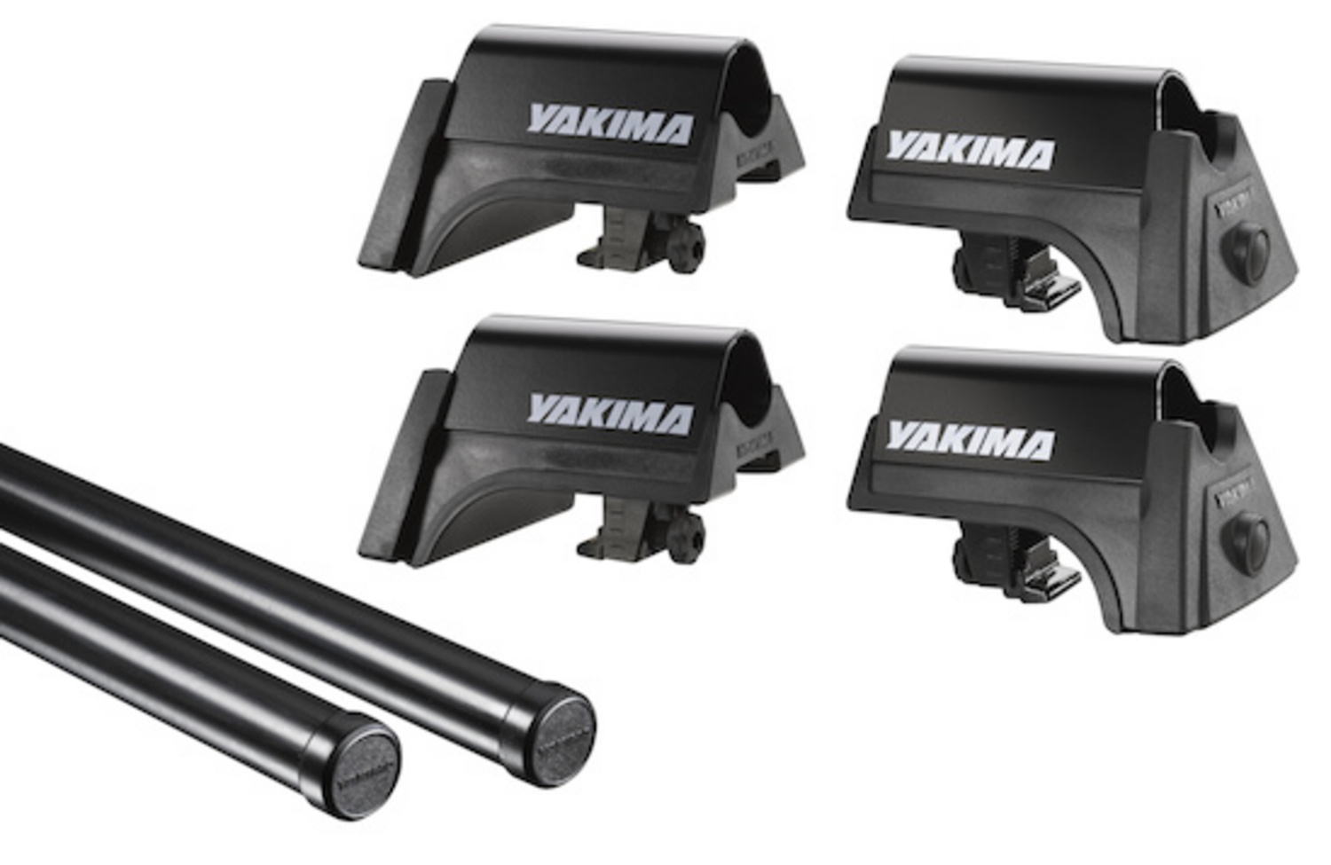 Yakima Rail Grab Towers Set Of 4 Fontana Sports