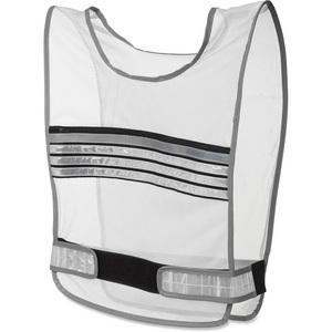 Reflective Vest w/ Zip Pouch