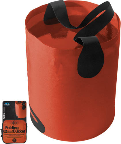 Sea To Summit Folding Bucket 10 Liter