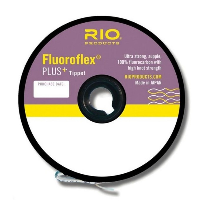 Rio Products Fluoroflex Plus Tippet 4X