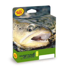 Grand Fly Line WF5F - Pale Green