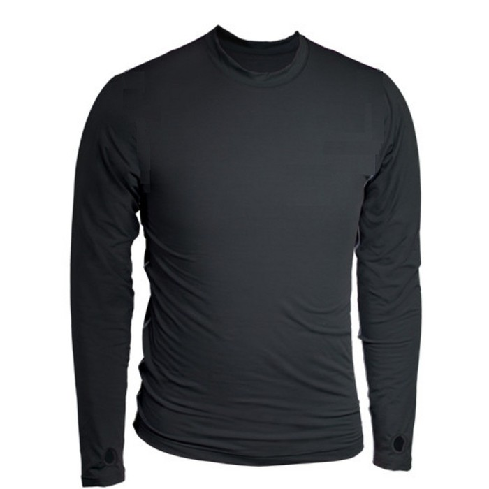Terramar Men's Thermolator II Crew Top