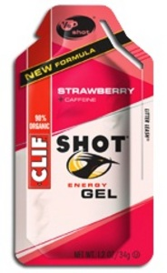 Strawberry Shot Energy Gel