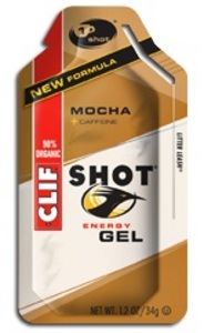 Mocha Shot Energy Gel