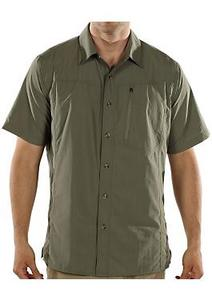 Men`s GeoTrek`r Short-Sleeve Shirt