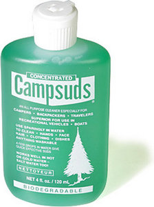 Biodegradable Camp Soap - 2oz