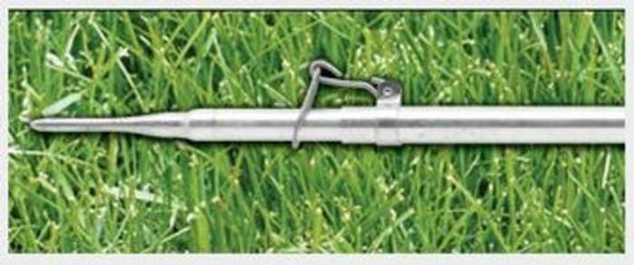 sc 1 st  Fontana Sports & Eureka Aluminum 8u0027 Height Adjustable (HA) Pole   Fontana Sports