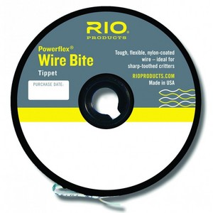 Powerflex Wire Bite Tippet 30lb