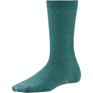 Women's Cable Sock
