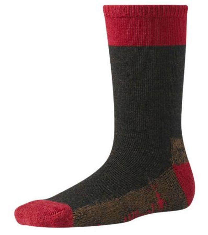 Past Season Smartwool Boys Hiker Street Socks