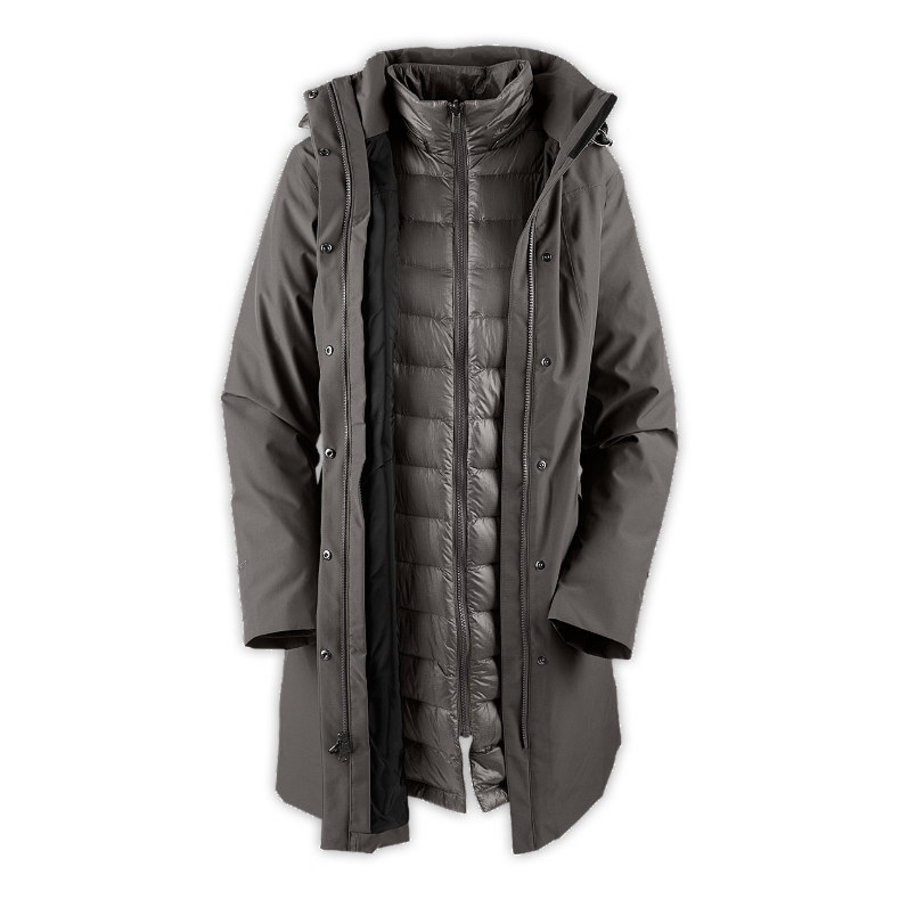 16f984aef The North Face Women's Suzanne Triclimate Trench