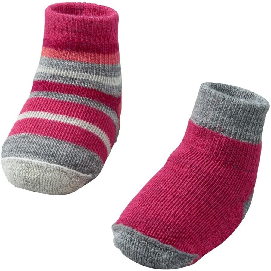 Smartwool Bootie Batch 2 Pack Baby Socks