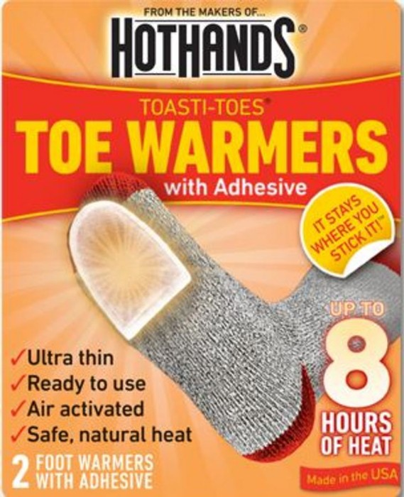 Heatmax HotHands Toe Warmers