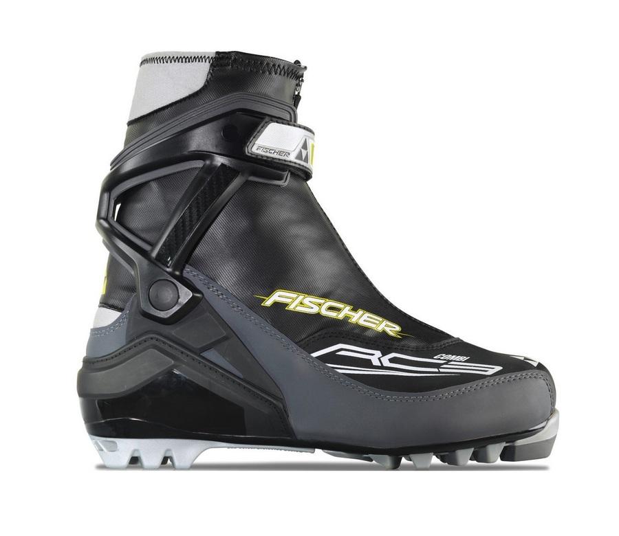 Fischer Men S Rc3 Skating Ski Boot Fontana Sports
