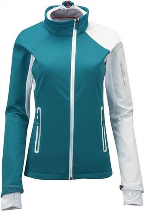official photos ada7f f3c76 Salomon Women's Active III Softshell Jacket