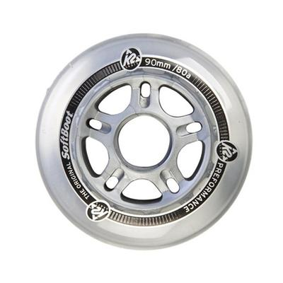 90mm Wheels 4-pack