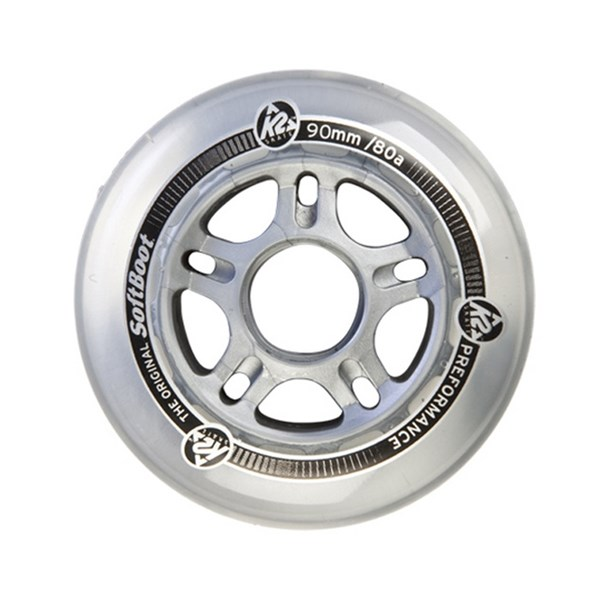 K2 90mm Wheels 4 pack