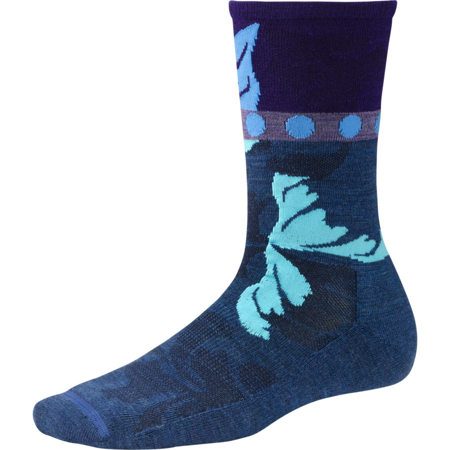 Women's Reflections Leaf Socks