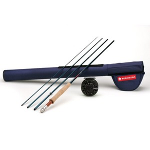 Crosswater Rod and Reel Outfit 590-4