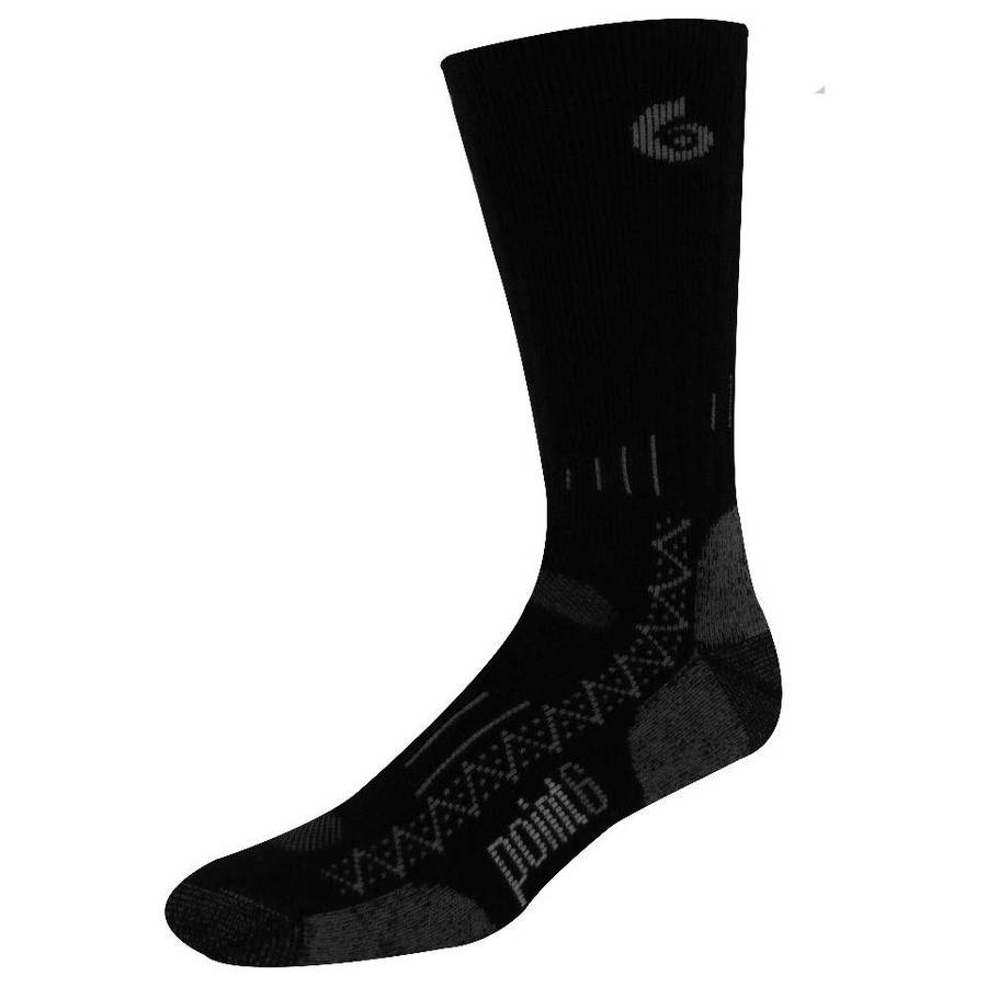 Point6 Hiking Tech Medium Crew Sock