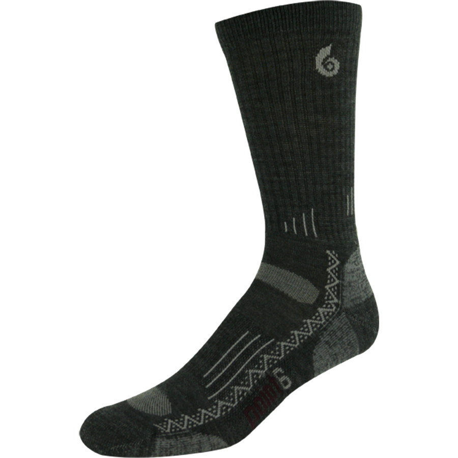 Point6 Hiking Tech Light Crew Sock