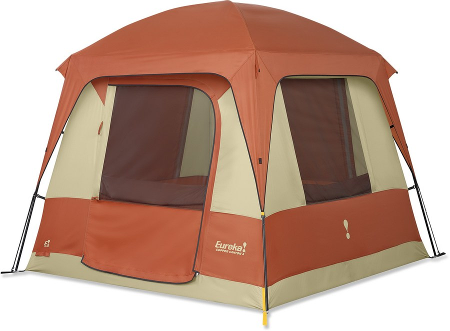 Copper Canyon 4 Person Tent Fontana Sports