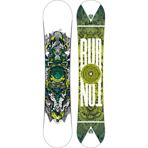 2013 Men`s The White Collection Standard Snowboard
