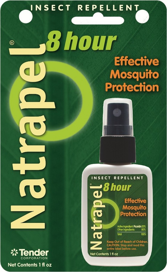 Adventure Medical Natrapel 8 Hour Insect Repellent 1 oz Pump Spray