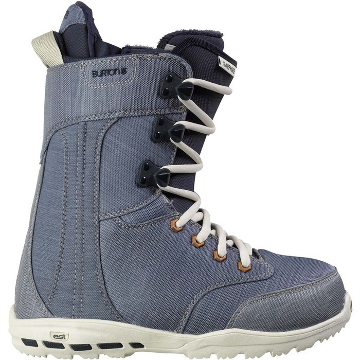 Burton 2012 Women's Restricted Sapphire Boot