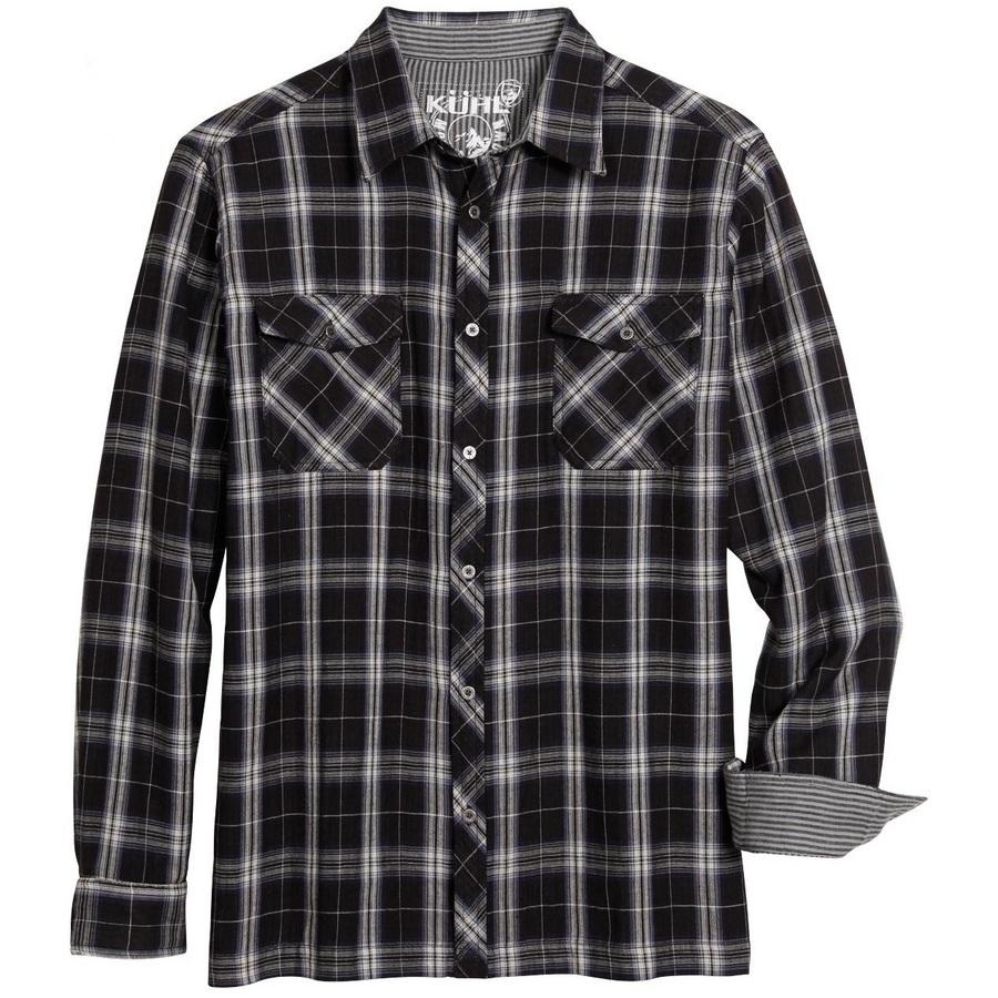 Kuhl Men 39 S Eskape Long Sleeve Shirt Fontana Sports