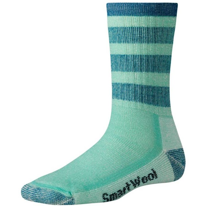 Smartwool Women's Striped Hiking Medium Crew Sock