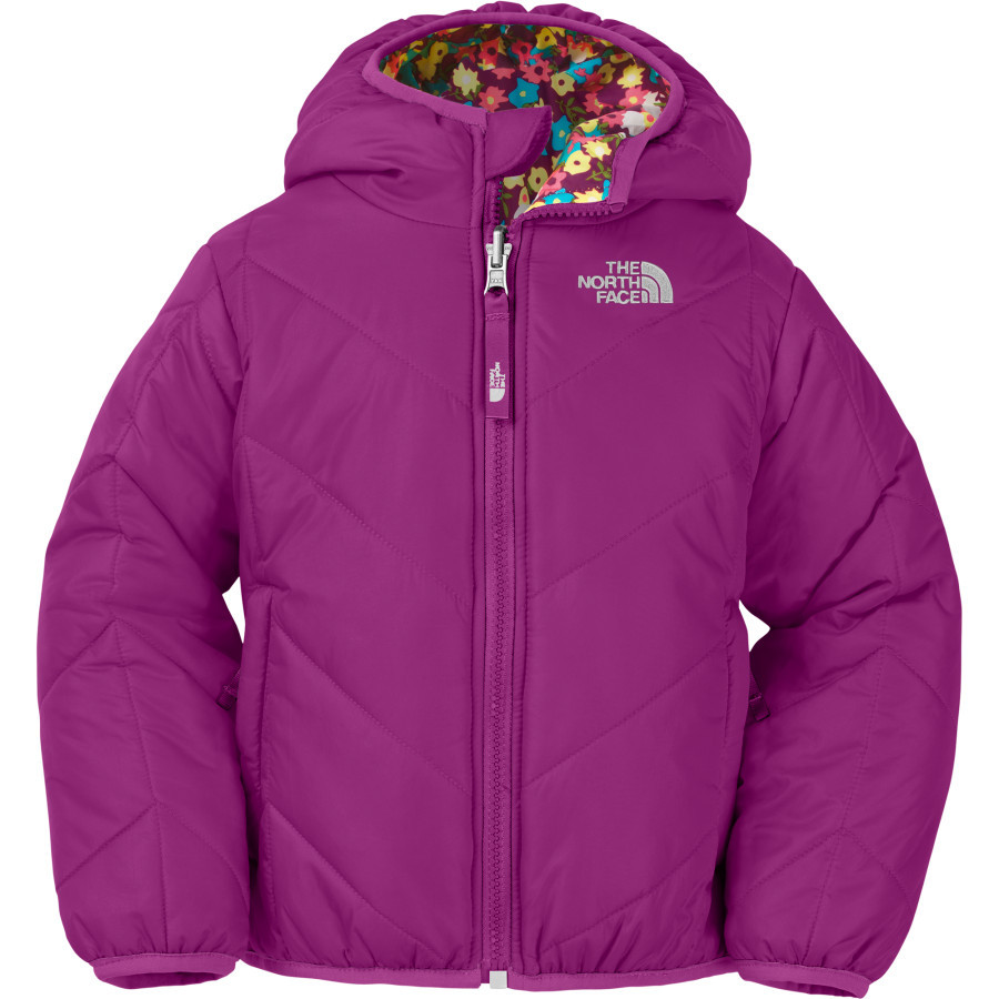 c8e1c01a7 The North Face Toddler Girls Reversible Perrito Jacket