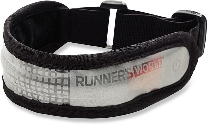 Sportline Runner's World L.E.D. Light Armband