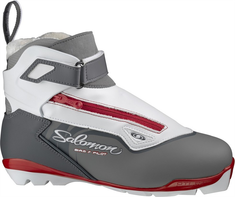 Salomon Women's Siam 7 Pilot CF Ski Boot