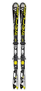 RC4 WorldCup SL Skis w/ Z13 FreeFlex Binding
