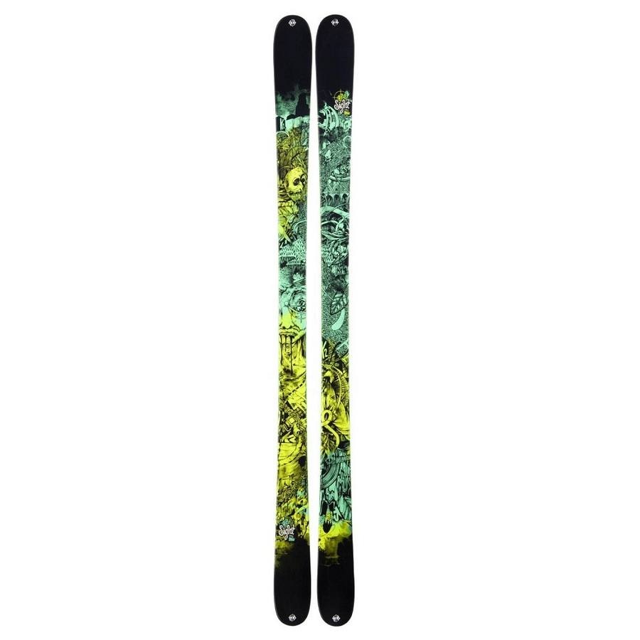 Cross Country Skis For Sale Ebay >> K2 Sight Twin Tip Skis