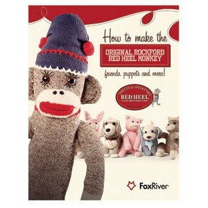 `How To Make The Original Sock Monkey` Book