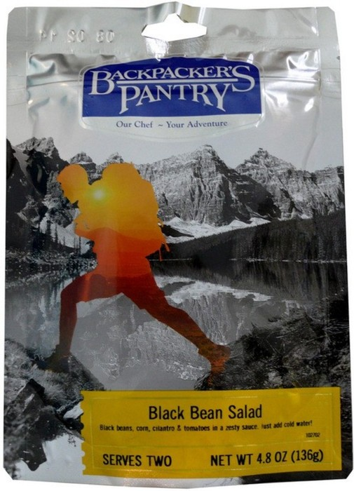 Backpackers Pantry Cold Black Bean Salad