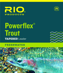 Powerflex Trout Leader 9ft - 5X