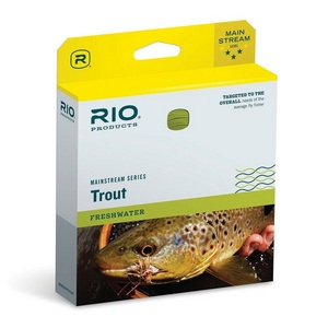 Mainstream Trout WF Fly Line WF5F
