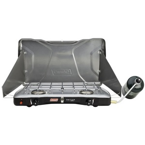 Coleman roadtrip nxt 200 grill fontana sports Propane stove left on overnight